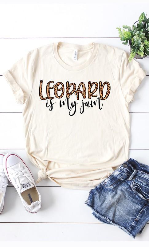 Leopard is My Jam