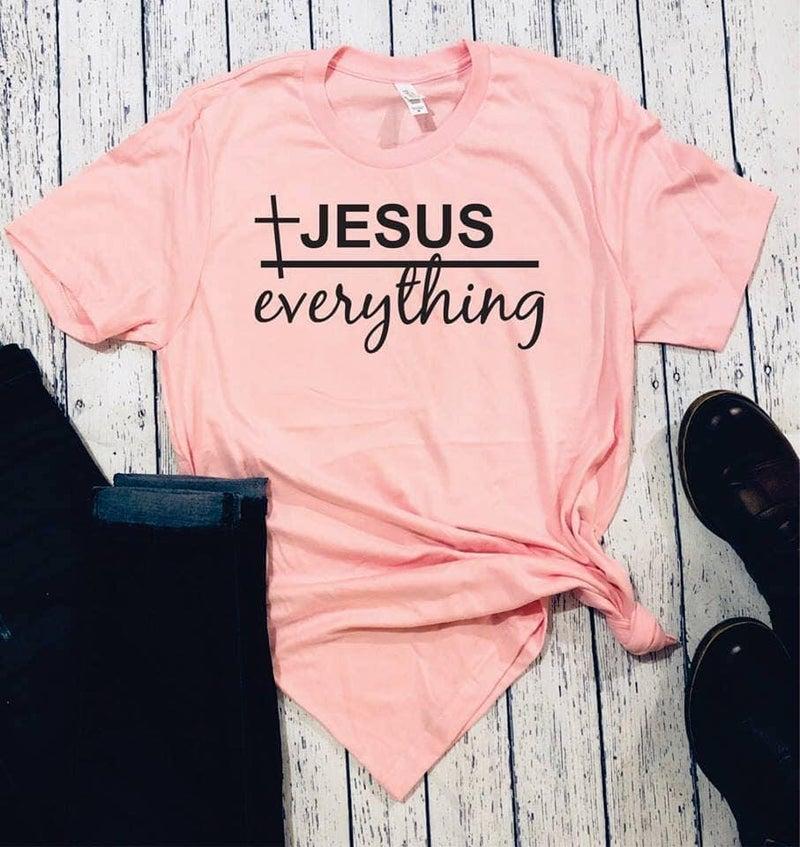 Jesus Everything Tee