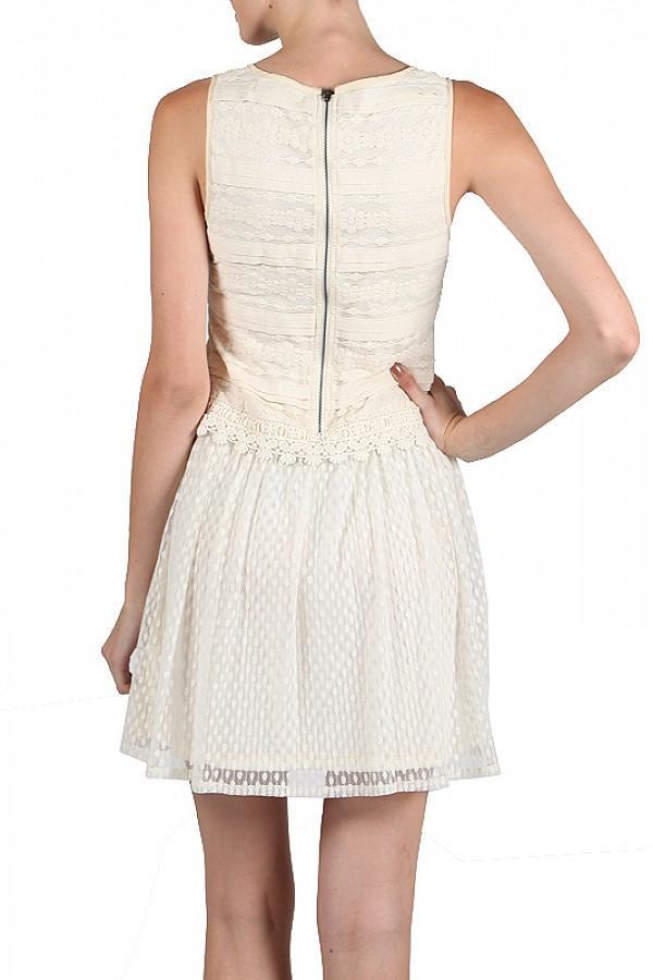 Lynette Lace Dress