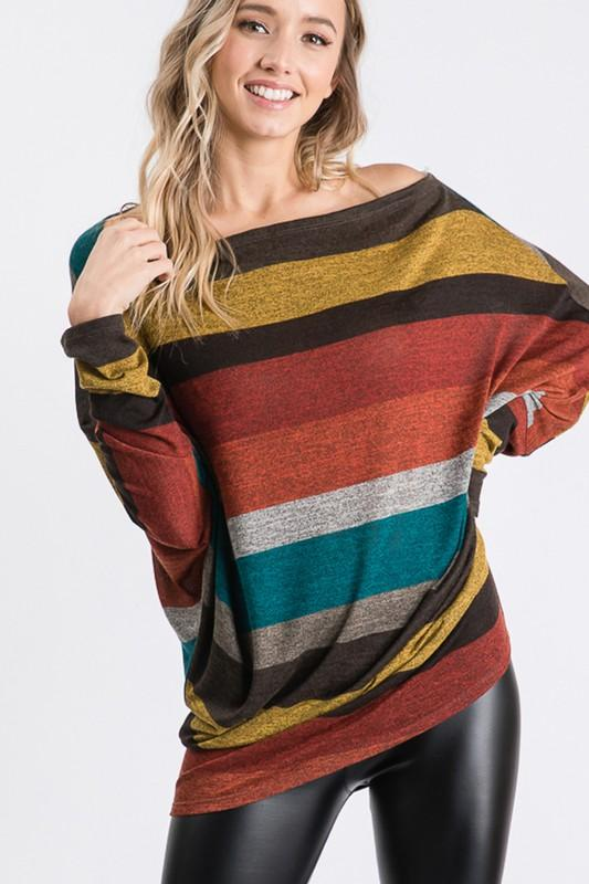 Striped a For Fall