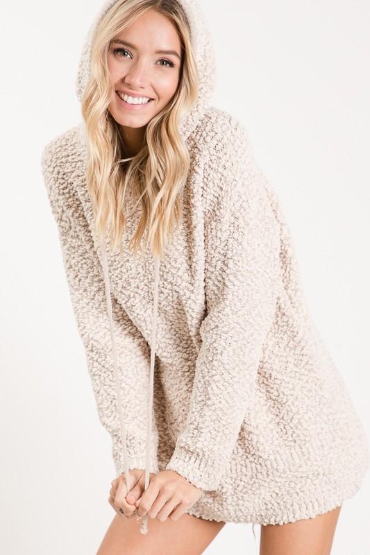 Popcorn Sweater