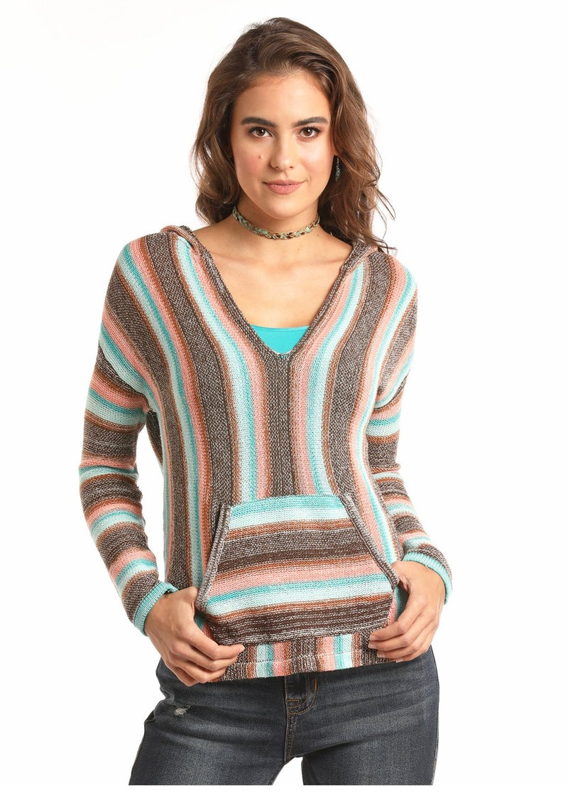 Serape Sweater