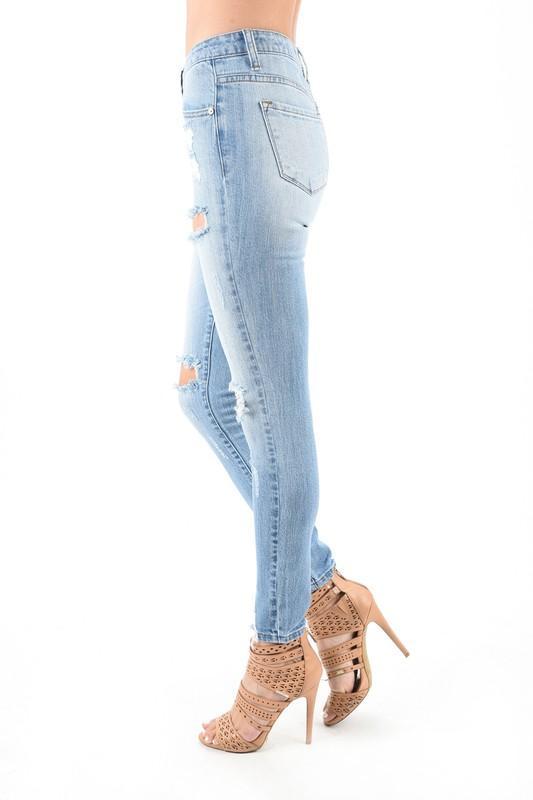 Gemma Mid Skinny