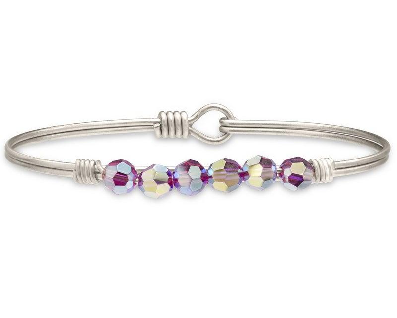 Zoey Fuschia Bracelet