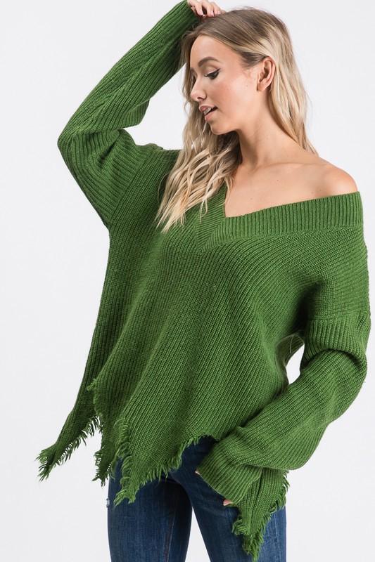 Run Away With Me Sweater