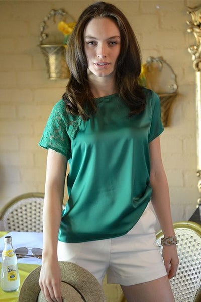 More Amour Top