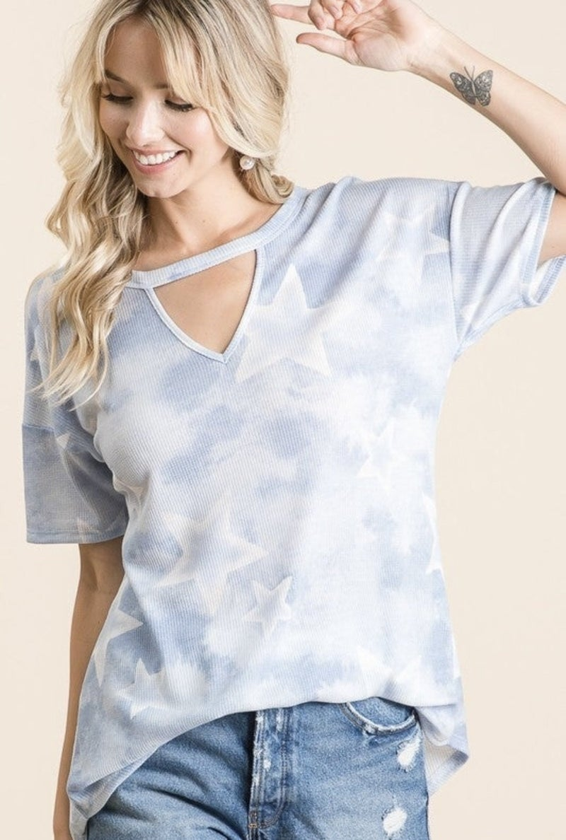 Starry Galaxy Top
