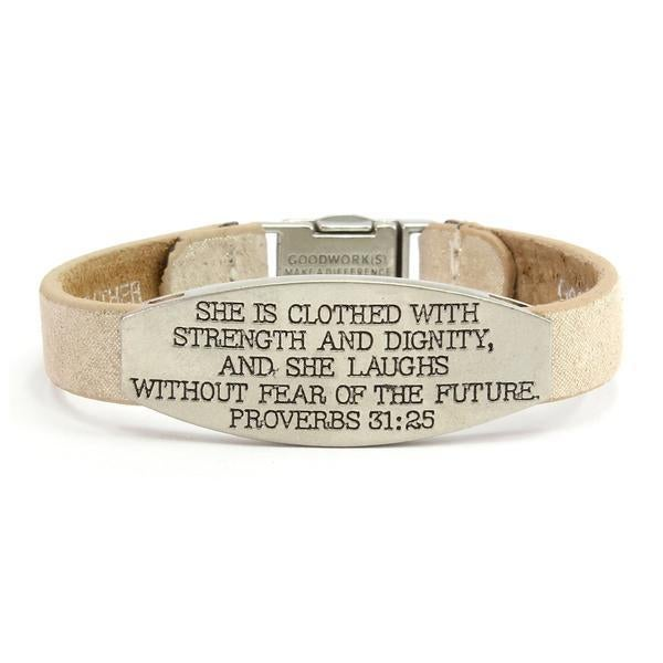 Peace Single Starlight Bracelet