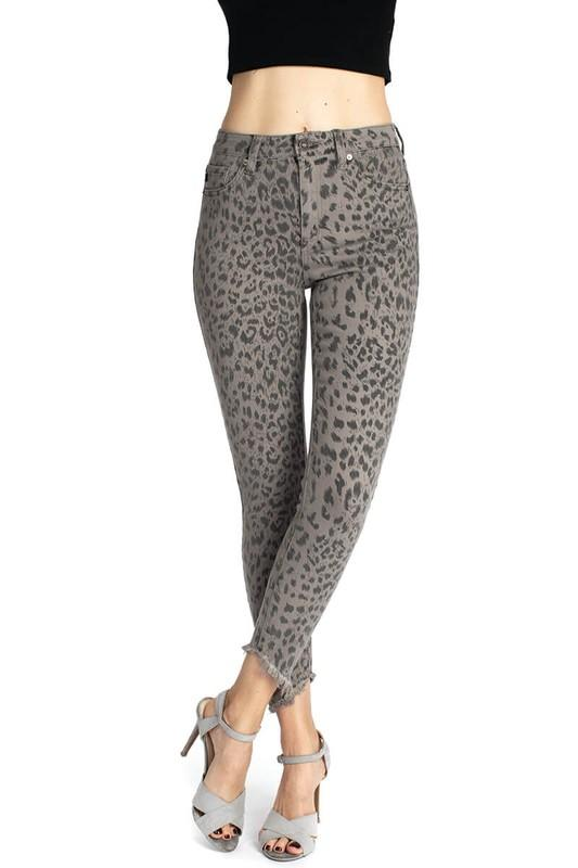Leopard Skinny