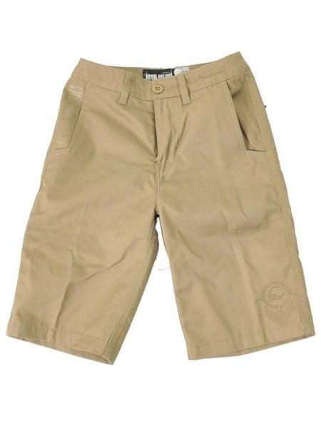 Metal Mulisha Khaki Shorts