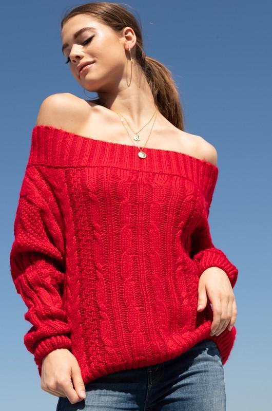 Mallie Sweater