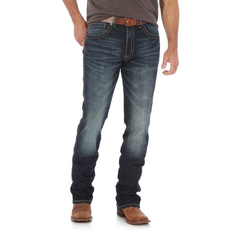 Wrangler Denver Slim Straight Denim