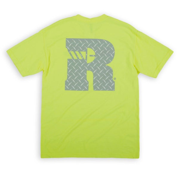 Safety Green Riggs Tee