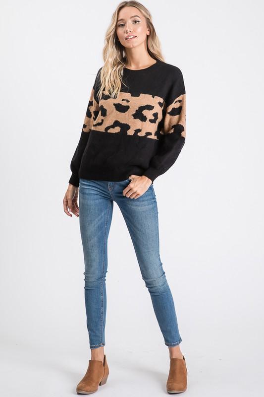 Autumn Wild Sweater