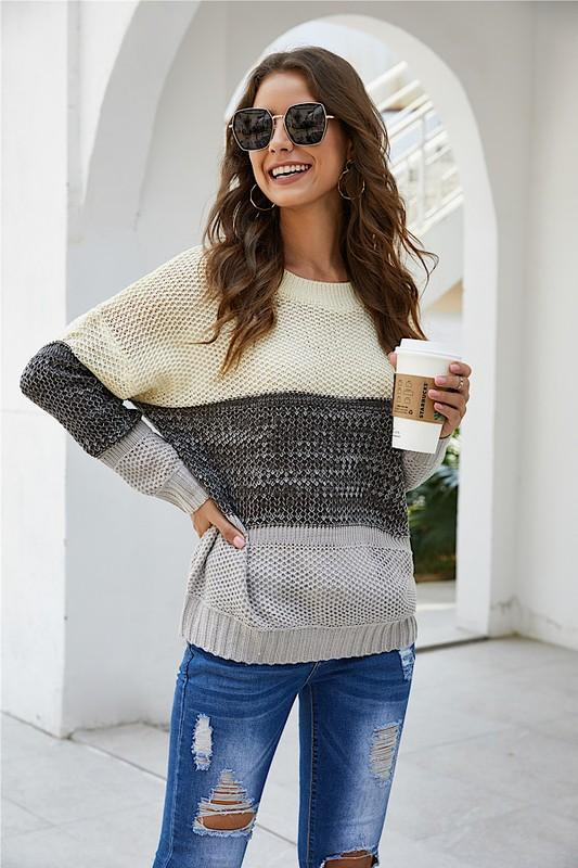Won't Forget Sweater