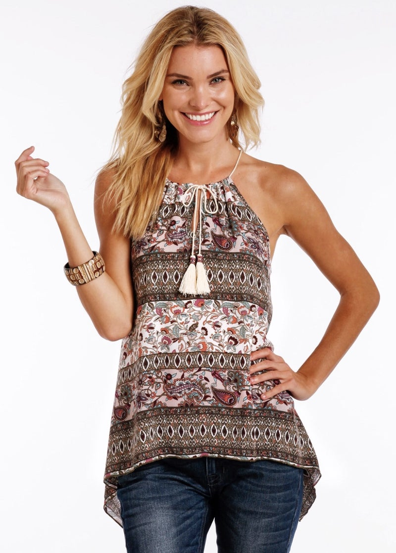 Paisley Dream Tank