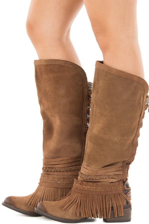 Zarape Boots