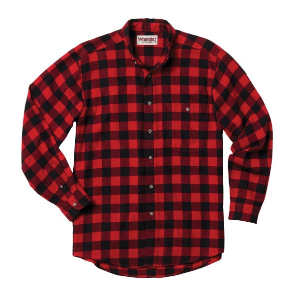Buffalo Plaid Mens Flannel