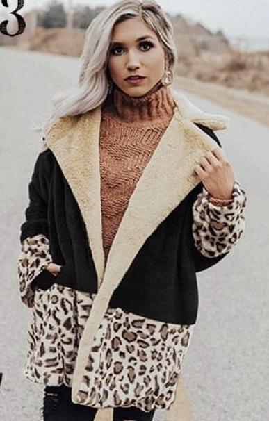 Stylish Winter Days Fleece