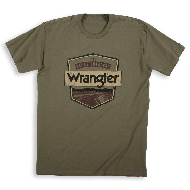 Outdoor Wrangler Tee