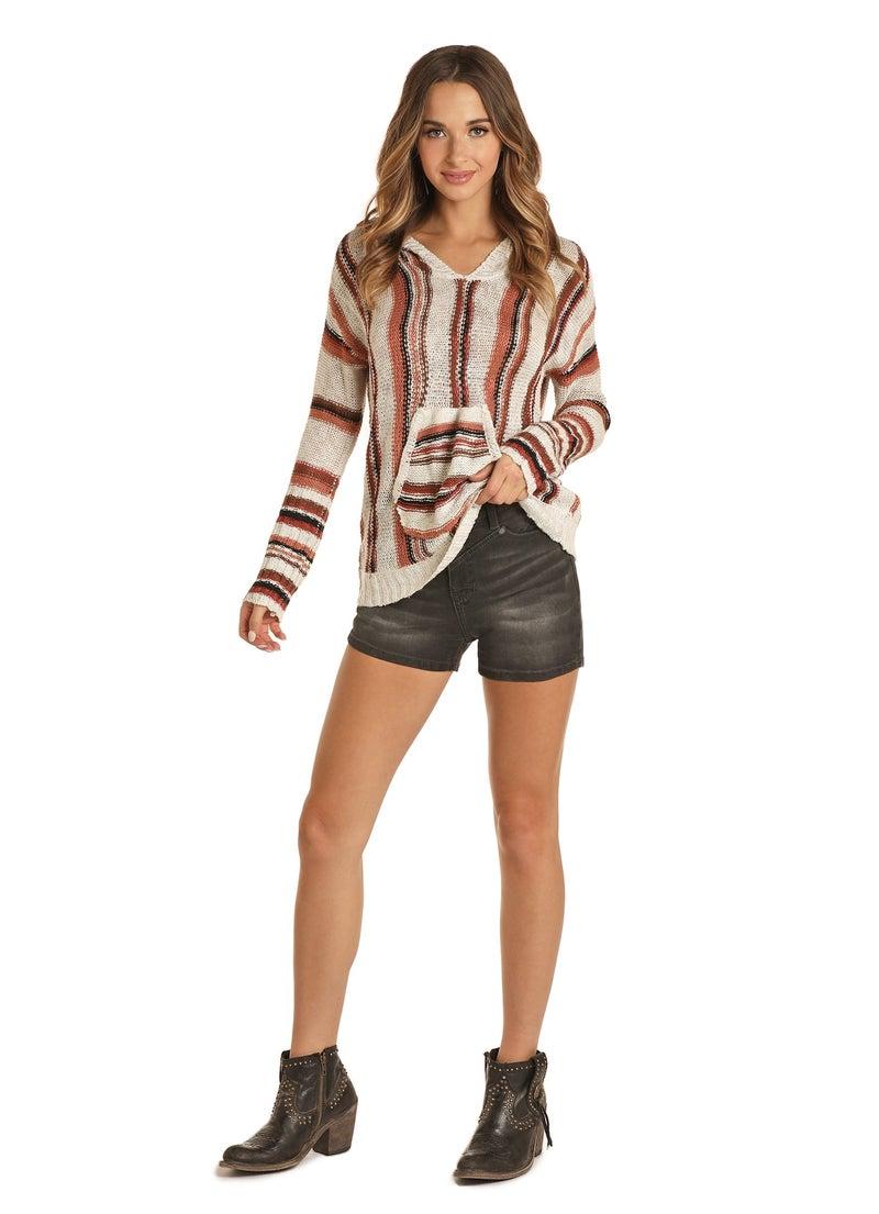Copper Rain Sweater