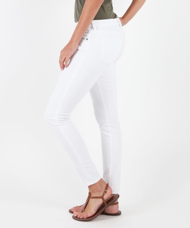 White Mia Skinny