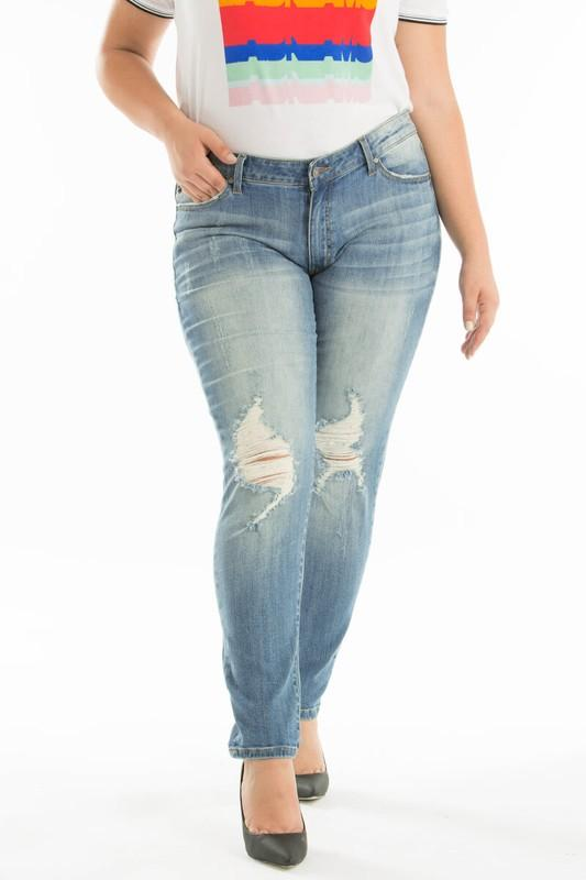 Olivia Skinny