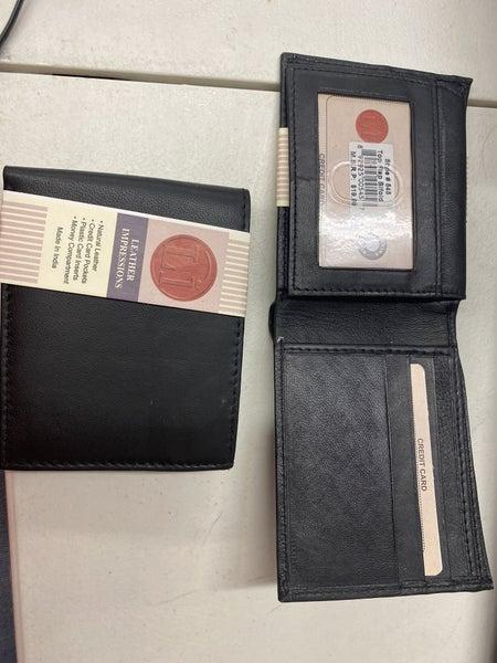 Leather Bifold