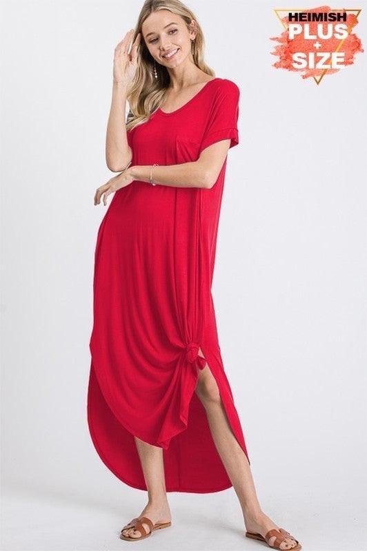 Cute & Casual Maxi Dress