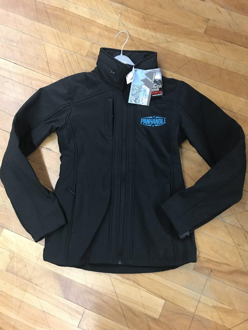 Black Softshell Jacket