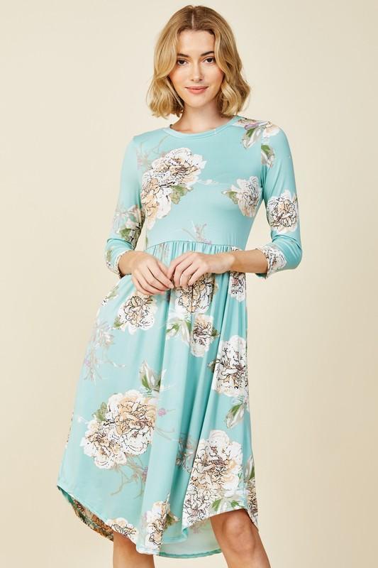 Lilia Dress