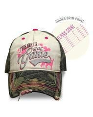 This Girl's Got Game Hat