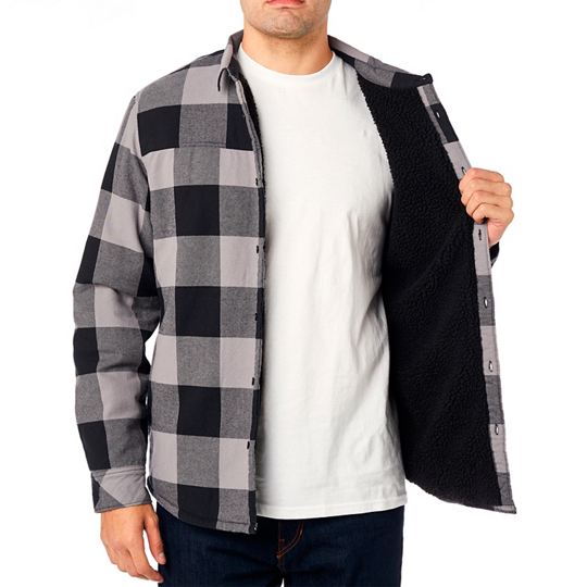 Chicane Sherpa Flannel