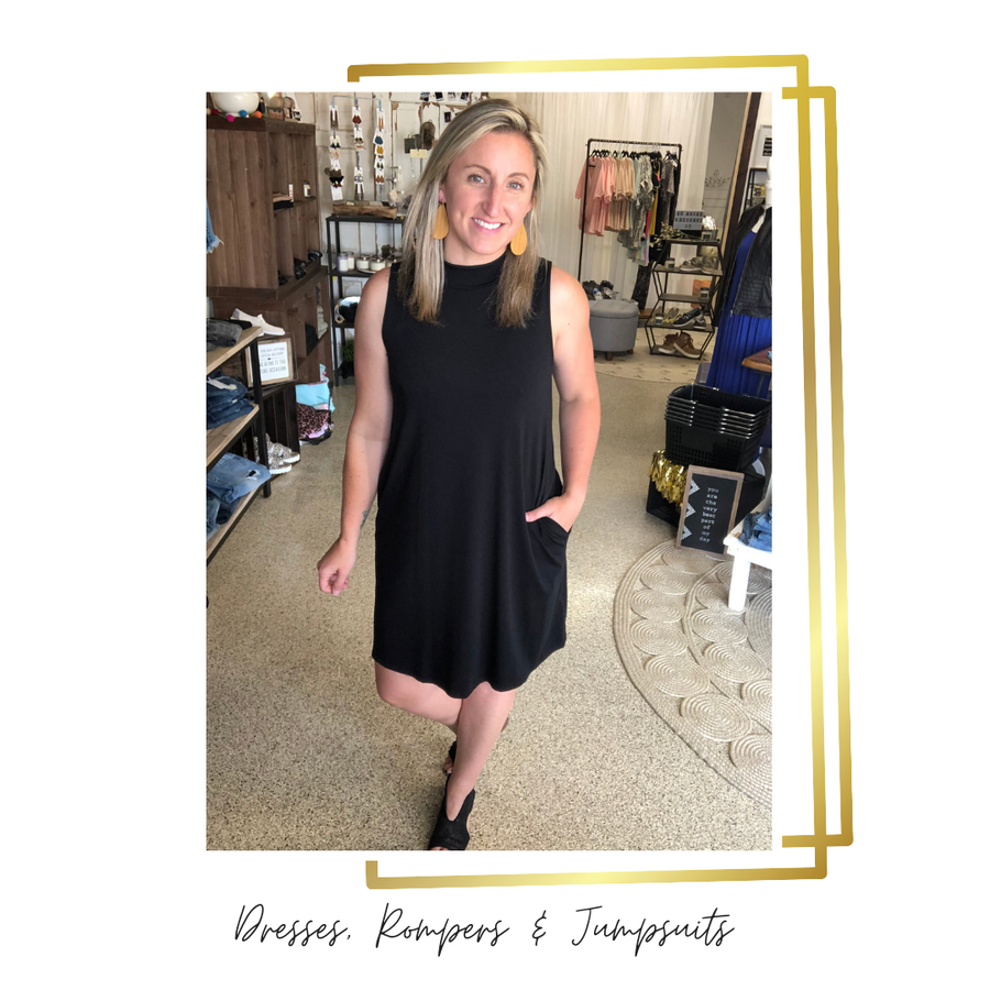 Dress, Rompers & Jumpsuits