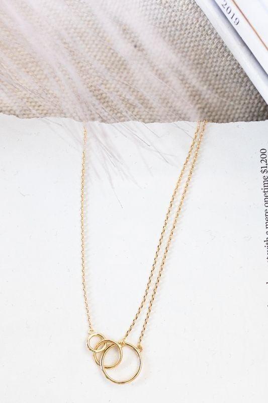 Charming Accents Necklace *Final Sale*
