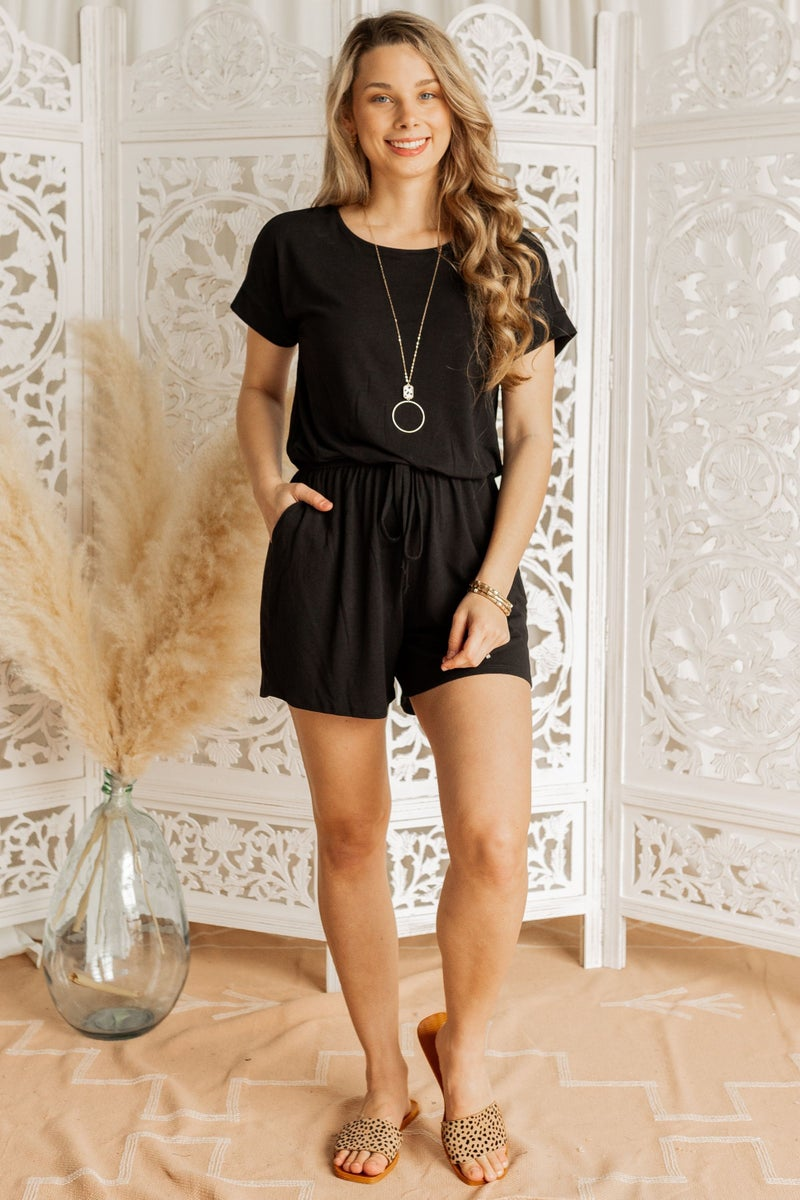 Simple Times Romper