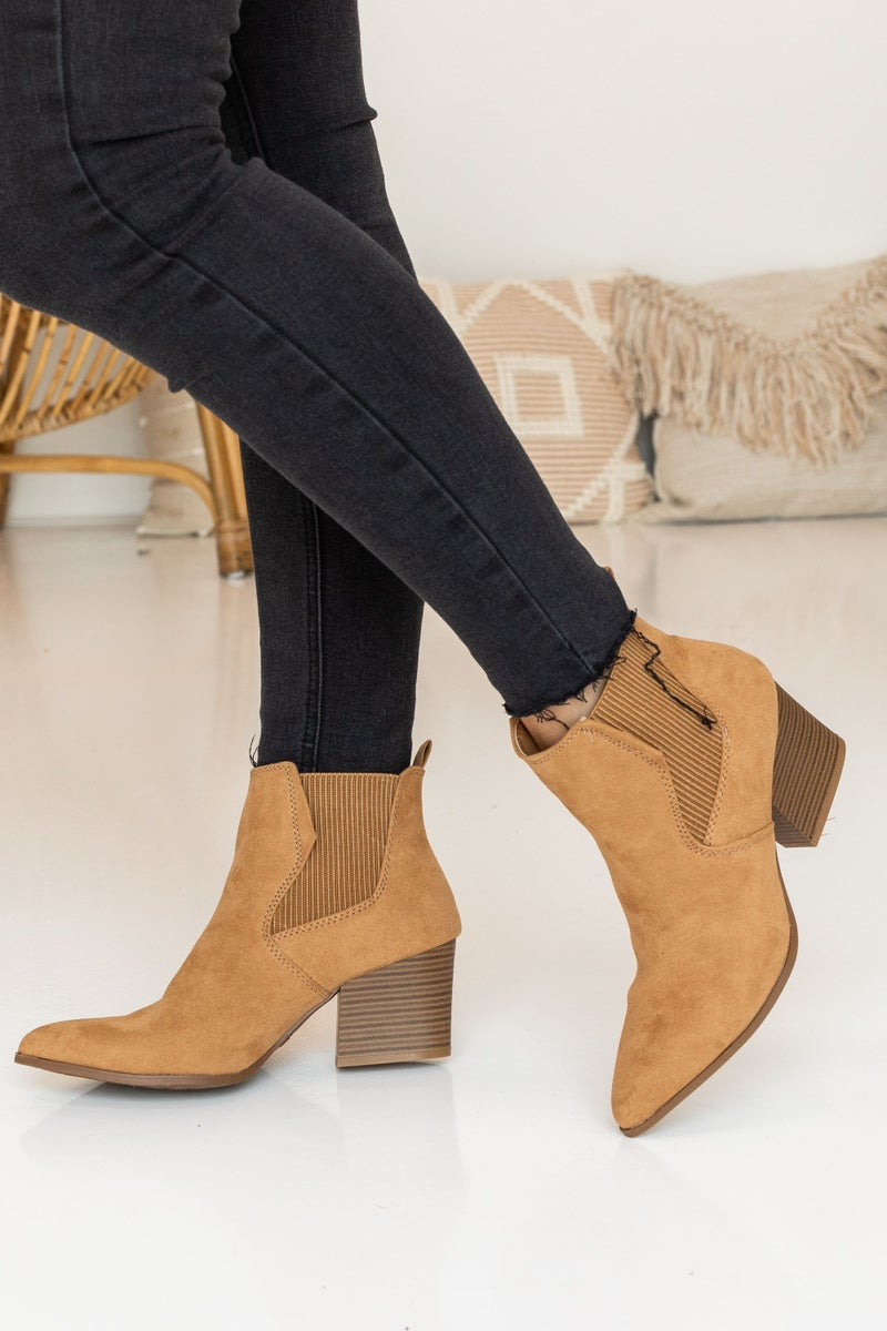 Riding Into Fall Bootie