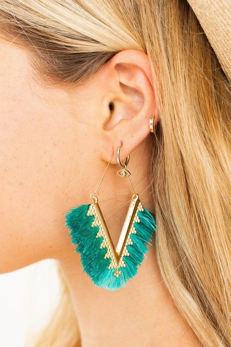 When in Tulum Earring *Final Sale*