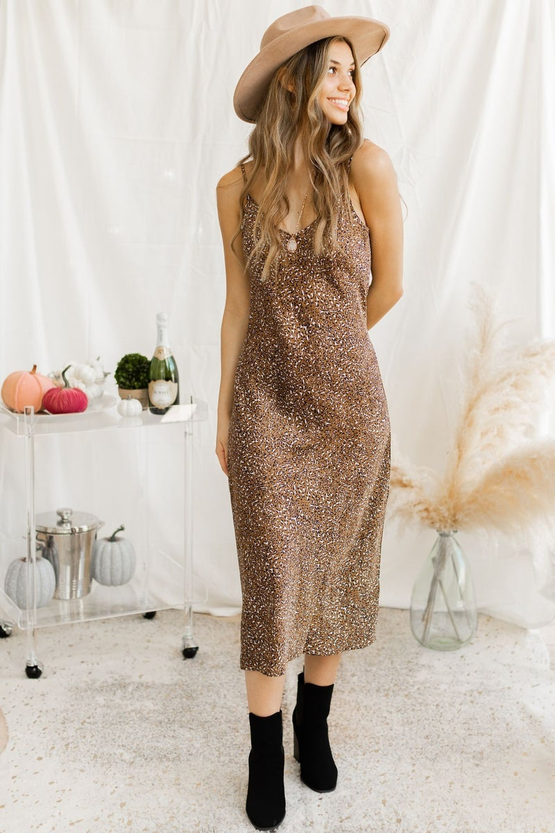 Slip into the Party Dress