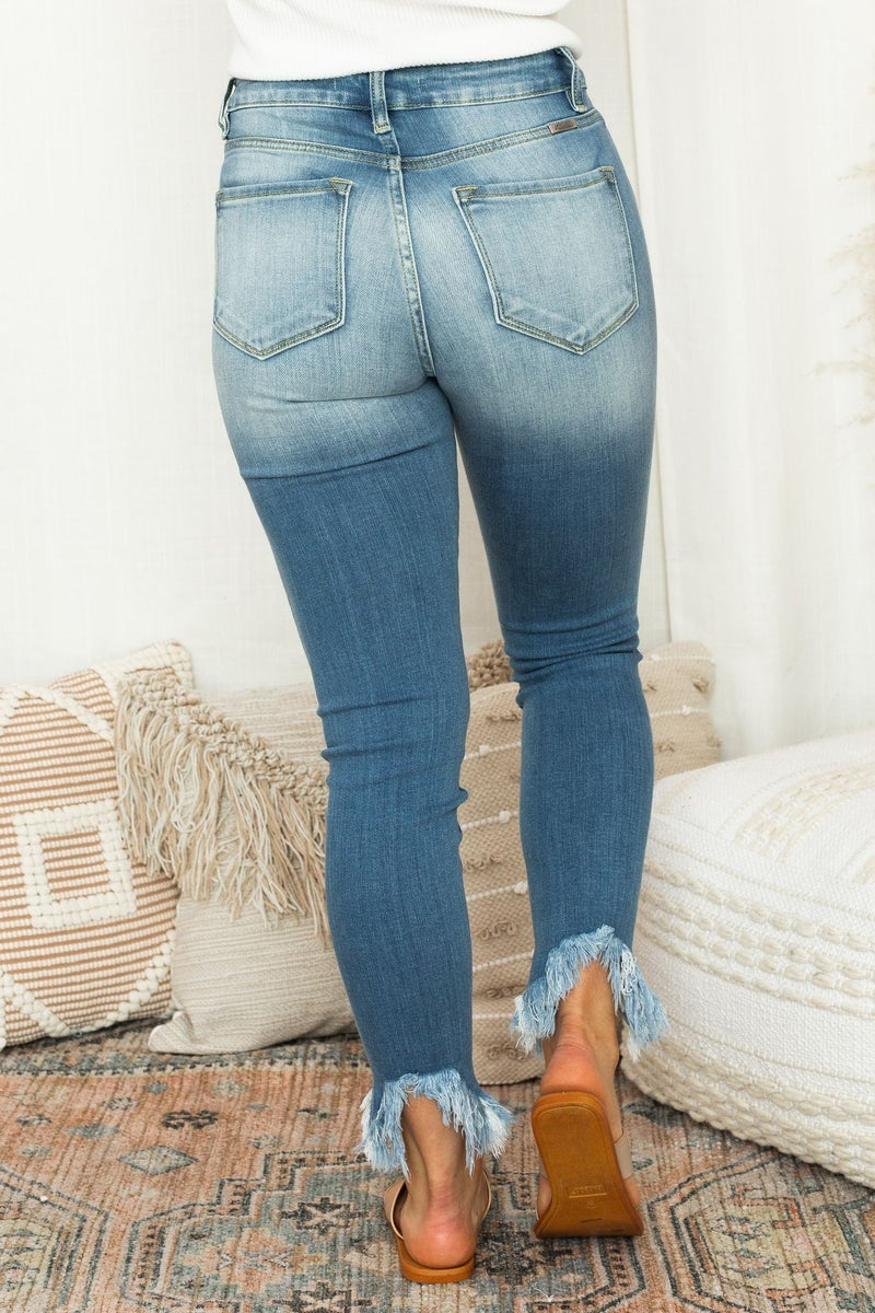 On the Frayed Ends of Things Denim