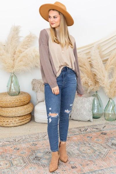 Natural Tones Sweater