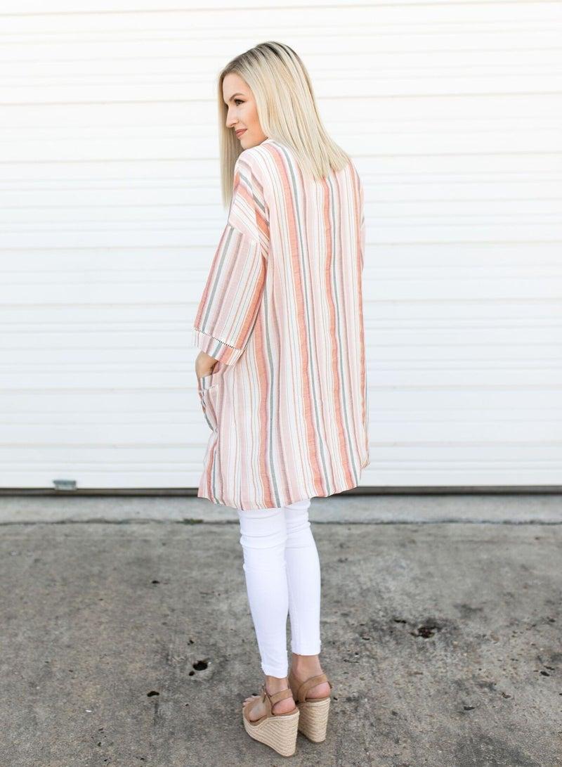 Versatile Vibes Kimono