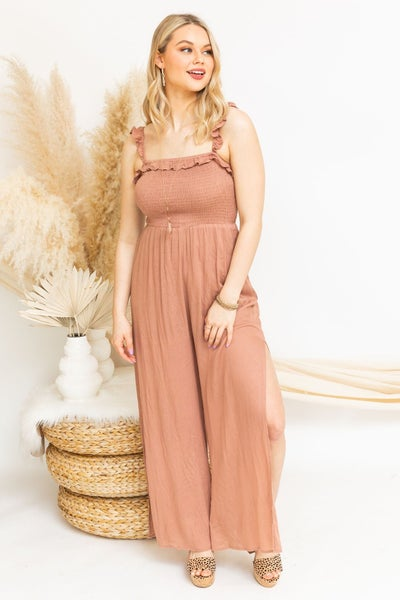 Moving Towards the Sun Jumpsuit