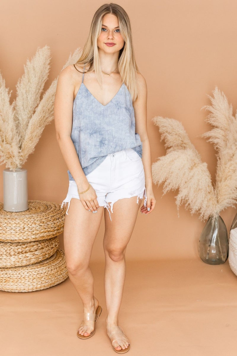 Take Me There Denim Shorts