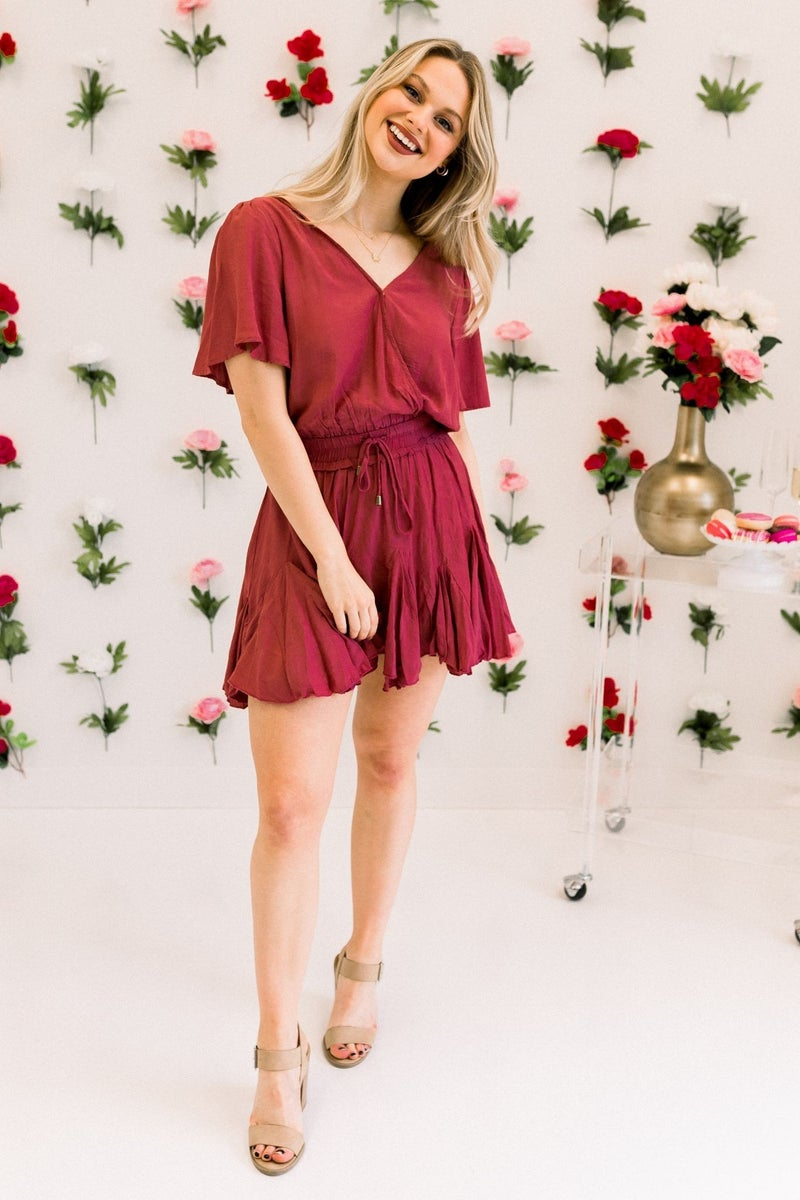 Another Round Romper