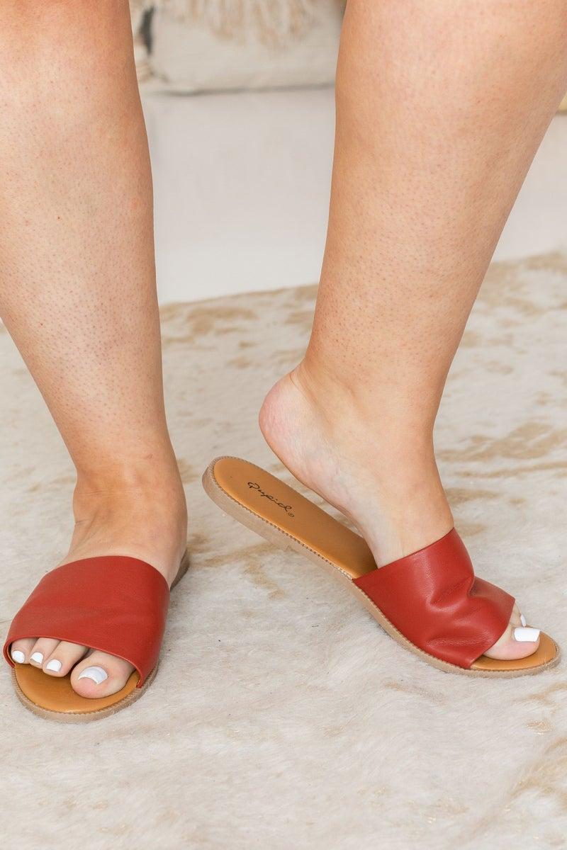 Slide Away Sandal *Final Sale*