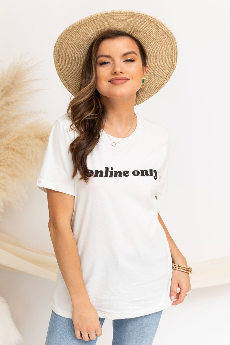 Online Only Tee
