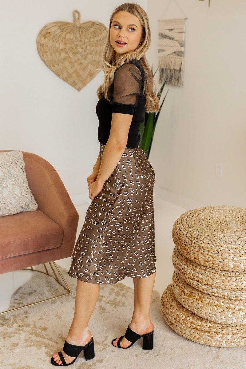 Midi Madness Skirt