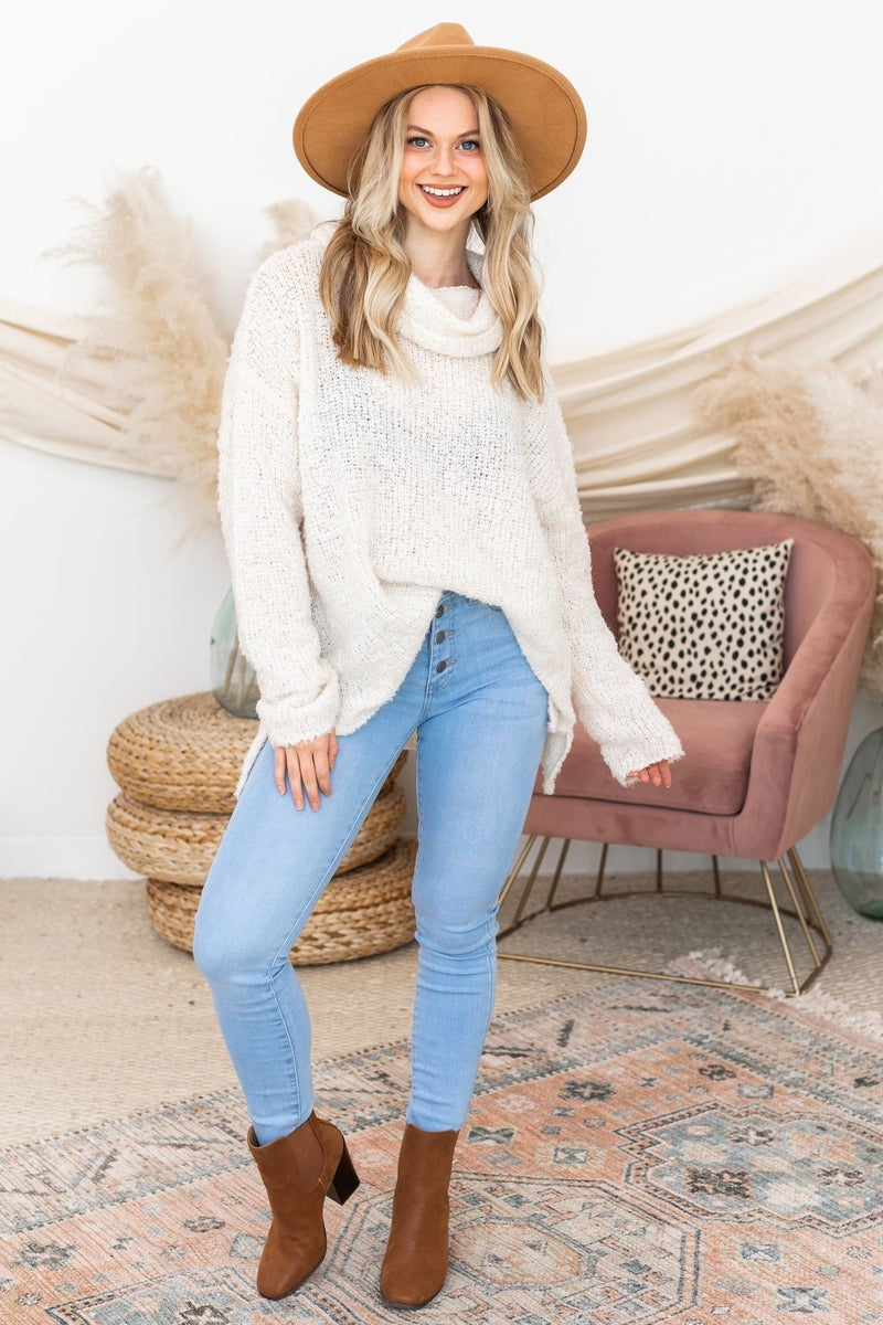 Knit Is the Way Sweater