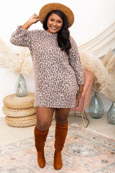 Living Wild Leopard Dress